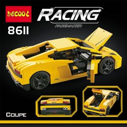Yile Racers Lamborghini Building Sets LP 560-4