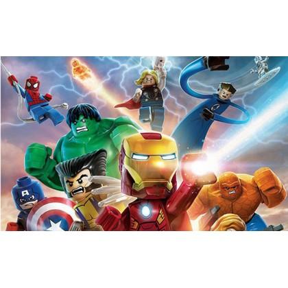 Bela Super Hero Building Block Toy No.10241