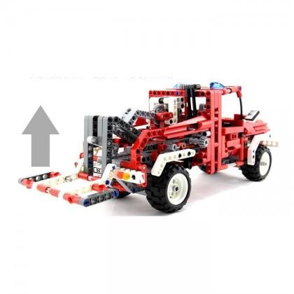 Decool 3356 Technic Exploiture Tow Truck Building Block Sets Toys