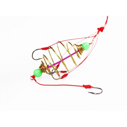 Spider King 1 Layer Explosion Bomb Fishing Hook BH941