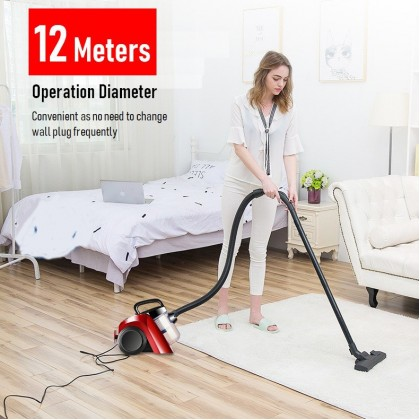 1000W Cyclone Vacuum Cleaner High Power Dust Acarid Dust Mite Cleaner杨子家用吸尘机