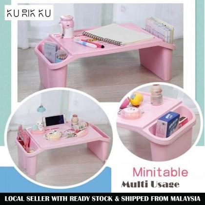 Children Kids Study Mini Drawing Computer Table Desk Storage Box