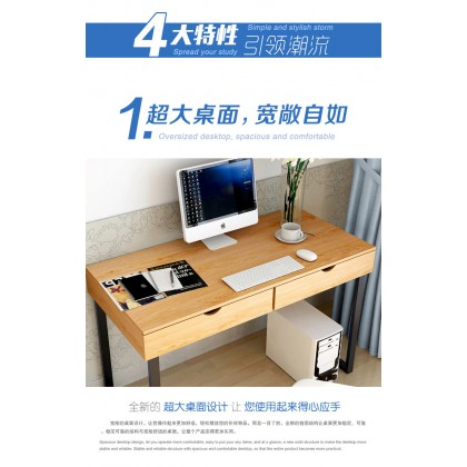 Study Writing Desk Office Furniture Laptop Mesa Desk Computer Study Table
