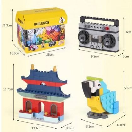 Lepin 42006 Builerds Building Block Toy 612pcs