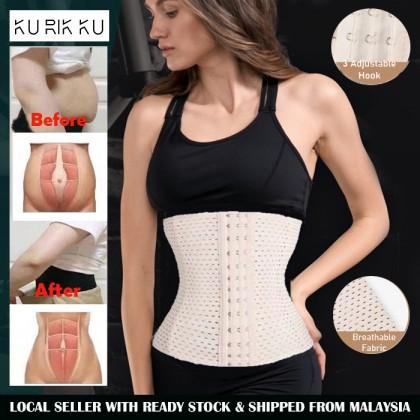 Postpartum Belly Wrap Waist Slimmer Waist Support Pelvis Slimming Belt Body Shaper Bengkung Slimming Corset Waist Trimmer