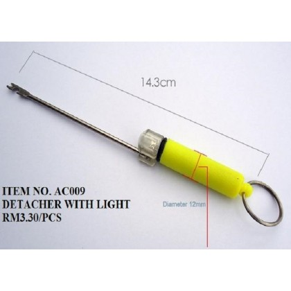Fishing Detacher With Light