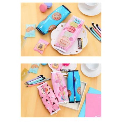 Korea Design Cutie Cookies Pencil Case/Storage Bag