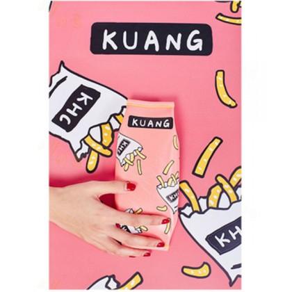 Korea Design Funny Foods Pencil Case/Storage Bag